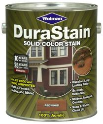 Wolman™ DuraStain® Redwood Solid Color Stain - 1 gal.