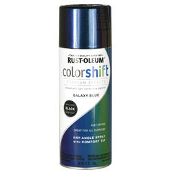 Rust-Oleum® Specialty Color Shift Galaxy Blue Spray Paint - 12 oz