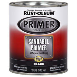 Rust-Oleum® Automotive Black Sandable Primer - 1 qt