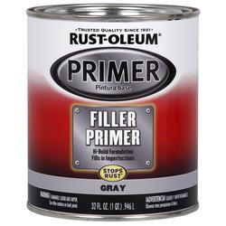Rust-Oleum® Automotive Gray Filler Primer - 1 qt