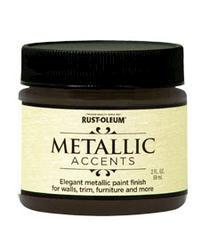 Rust-Oleum® Metallic Accents Classic Bronze Paint - 2 oz