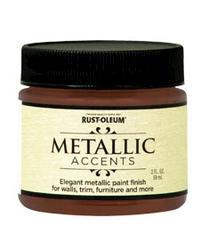 Rust-Oleum® Metallic Accents Copper Penny Paint - 2 oz