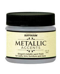 Rust-Oleum® Metallic Accents Sea Shell Paint - 2 oz