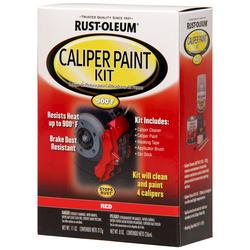 Rust-Oleum® Automotive Red Caliper Paint Kit