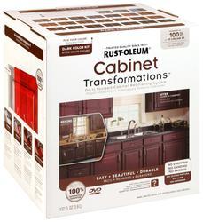 Rust-Oleum® Cabinet Transformations Dark Base Refinishing Kit
