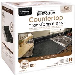 Rust-Oleum® Countertop Transformations Large Charcoal Coating Kit