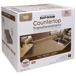 Rust-Oleum® Countertop Transformations Desert Sand Coating Kit