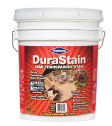 Wolman™ DuraStain® Natural Cedar Semi-Transparent Stain - 5 gal.