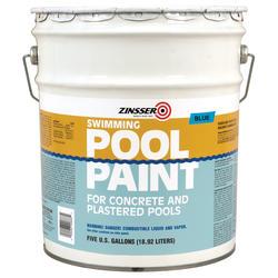 Zinsser® Blue Swimming Pool Paint - 5 gal.
