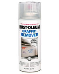 Rust-Oleum® Graffiti Remover Spray - 12 oz