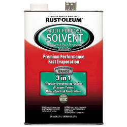 Rust-Oleum® Professional 3-in-1 Multi-Purpose Solvent - 1 gal.