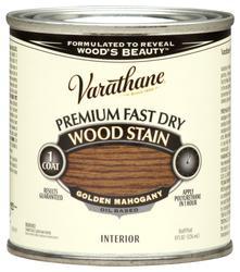 Varathane® Premium Golden Mahogany Fast Dry Wood Stain - 1/2 pt