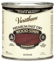 Varathane® Premium Cabernet Fast Dry Wood Stain - 1/2 pt