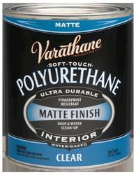 Varathane® Soft Touch Clear Matte Polyurethane - 1 qt