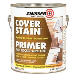 Zinsser® Cover-Stain High-Hide Alkyd-Base Primer - 1 gal.