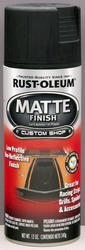 Rust-Oleum® Automotive Matte Black Finish Spray - 12 oz