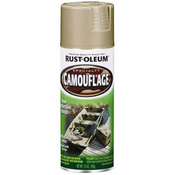 Rust-Oleum® Specialty Sand Camouflage Spray Paint - 12 oz
