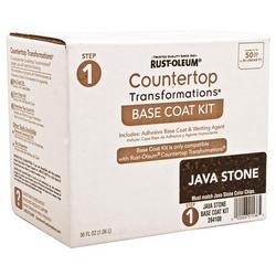 Rust-Oleum® Countertop Transformations Java Stone Adhesive Base Coat Kit