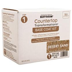 Rust-Oleum® Countertop Transformations Desert Sand Adhesive Base Coat Kit