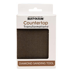 Rust-Oleum® Countertop Transformations Diamond Sanding Tool