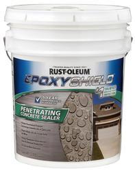 Rust-Oleum® EPOXYShield Clear Penetrating Concrete Sealer - 5 gal.