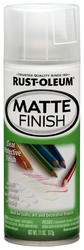 Rust-Oleum® Clear Matte Finish Spray for Art and Decoration - 11 oz