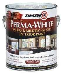 Perma-White Semi-Gloss Interior Paint - 1 gal.