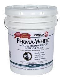 Perma-White Eggshell Interior Paint - 5 gal.