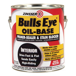 Zinsser® Bulls Eye Oil-Base Primer-Sealer and Stain Blocker - 1 gal.