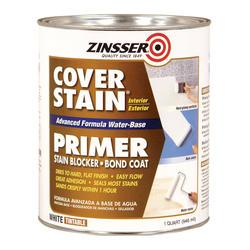 Zinsser® Cover-Stain White Water-Base Primer - 1 qt