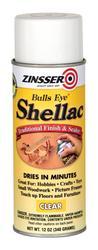 Zinsser® Bulls Eye Clear Shellac Finish and Sealer Spray - 12 oz