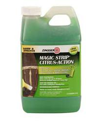 Zinsser® Magic Strip Citrus-Action Paint and Varnish Remover Gel - 1/2 gal.
