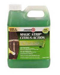 Zinsser® Magic Strip Citrus-Action Paint and Varnish Remover Gel - 1 qt