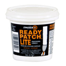 Zinsser® Ready Patch Lite Professional Spackling and Patching Compound - 1 pt