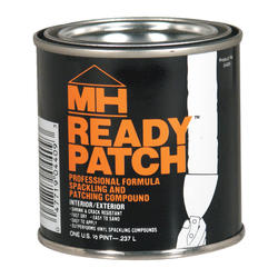 Zinsser® Ready Patch Professional Spackling and Patching Compound - 1/2 pt