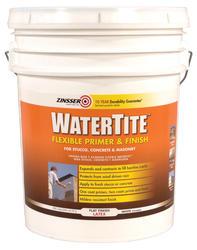 Zinsser® WaterTite Flat White Flexible Primer and Finish - 5 gal.
