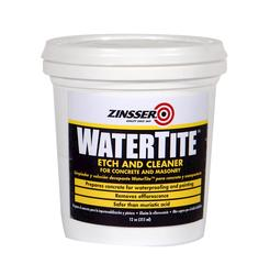 WaterTite Etch and Cleaner for Concrete and Masonry - 12 oz