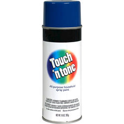Touch 'n Tone Royal Blue All-Purpose Spray Paint - 10 oz