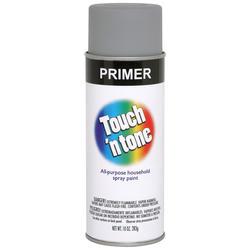 Touch 'n Tone Flat Gray All-Purpose Primer Spray - 10 oz