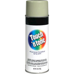 Touch 'n Tone Antique White All-Purpose Spray Paint - 10 oz