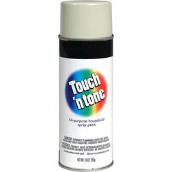 Touch 'n Tone Almond All-Purpose Spray Paint - 10 oz