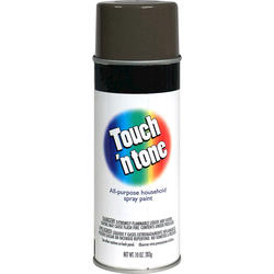 Touch 'n Tone Dove Gray All-Purpose Spray Paint - 10 oz