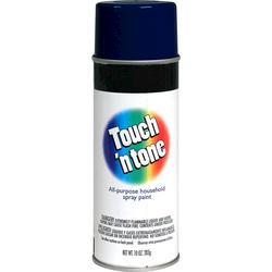 Touch 'n Tone Dark Blue All-Purpose Spray Paint - 10 oz
