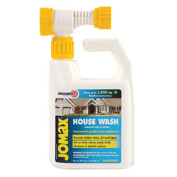 Zinsser® Jomax House Wash with Hose Mount - 1 qt