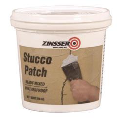 Zinsser® Ready-Mixed Stucco Patch - 1 qt