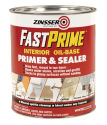 Zinsser® FastPrime Interior Oil-Base Primer & Sealer - 1 qt