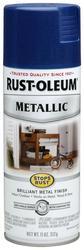 Rust-Oleum® Stops Rust® Metallic Cobalt Blue Spray Paint - 11 oz
