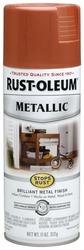 Rust-Oleum® Stops Rust® Metallic Copper Spray Paint - 11 oz