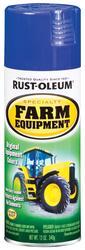 Rust-Oleum® Specialty Ford Blue Farm Equipment Spray Paint - 12 oz