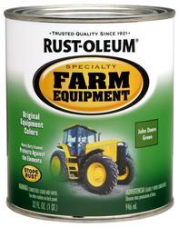 Rust-Oleum® Specialty John Deere Green Farm Equipment Paint - 1 qt